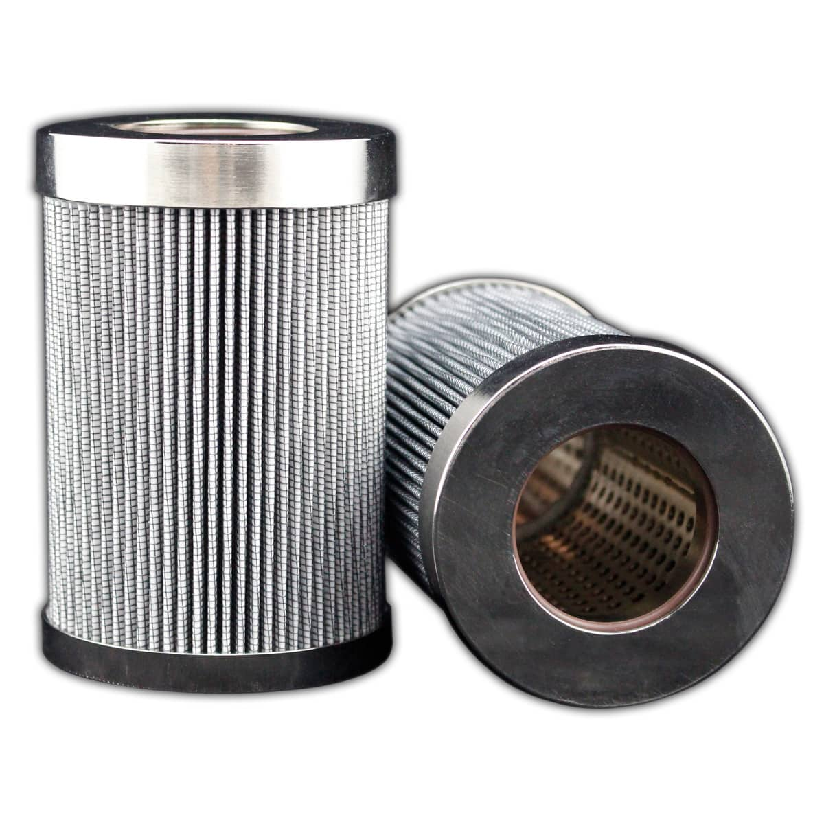 Replacement for Hydac 2076600 Hydraulic Filter Element