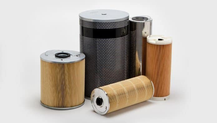 EDM filters